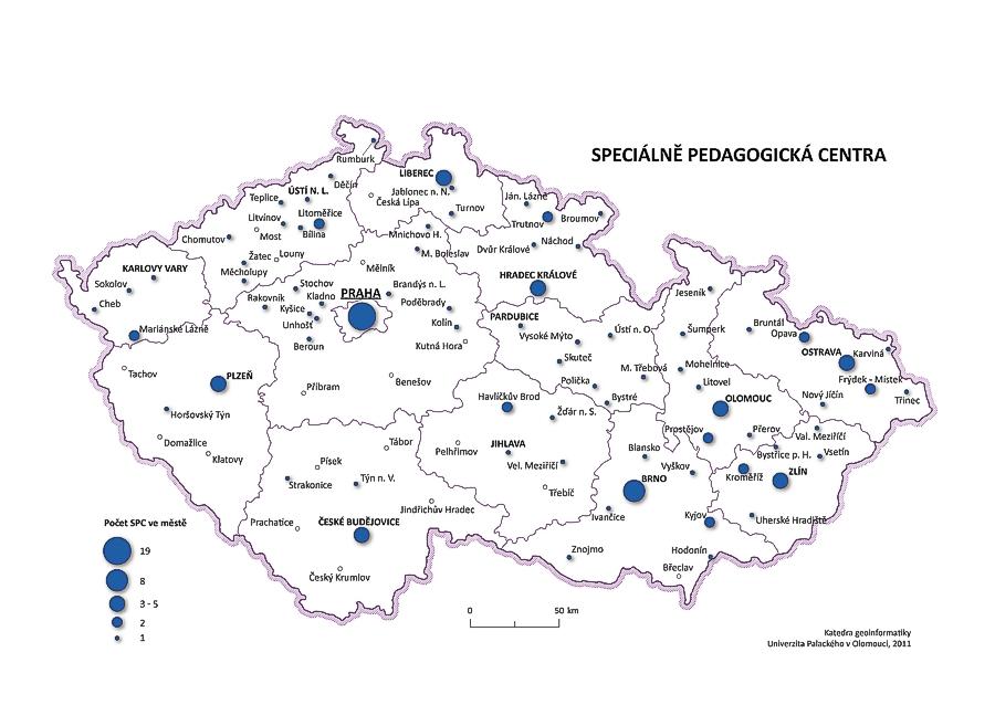 Speciální pedagogická centra